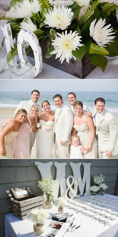 Outer Banks Wedding by Morrissey Photo   The Wedding Story