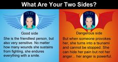What Are Your Two Sides?