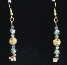 Elegant Swarovksi Crystal Earrings