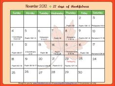 Thanksgiving is a wonderful time of the year to slow down and take a few extra minutes to be thankful. To help you do this I've created a beautiful, FREE Thankfulness Calendar page for the month of November. This calendar page includes 22 short, thankful Scripture passages leading up to Thanksgiving Day for you and …