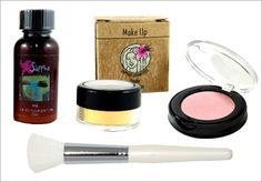 Sappho Organic Makeup | Know what you are putting on your skin. I ❤ this stuff!
