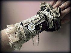 steampunk cuff #Steampunk Jewelry #steampunk  repinned by www.etsy.com/shop/EtinifniCreations