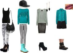 """""""#3"""" by oi-soubruna ❤ liked on Polyvore"""