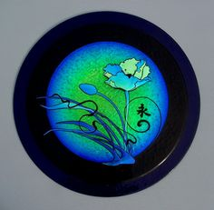 Laurel Yourkowski Studio - Fused Dichroic Glass Wall Sculpture <3<3<3AWESOME ART~STUNNING<3<3<3