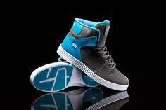 """SUPRA FOOTWEAR x The Vaider """"Satellite"""" #Sneakers #Streetwear"""