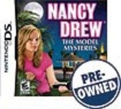 Nancy Drew: The Model Mysteries — PRE-Owned - Nintendo DS