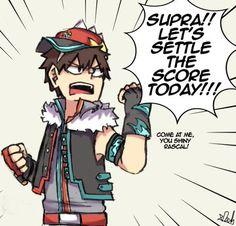 Cartoon Movies, Cartoon Art, Boboiboy Anime, Boboiboy Galaxy, Pokemon Comics, Chibi, Cartoons, Fan Art, Drawings
