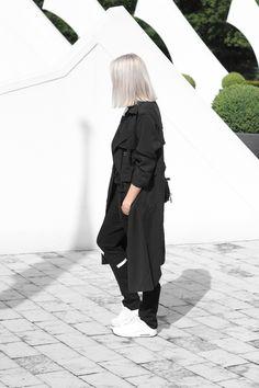 Outfit | matching sweatshirt and sweatpants  | MyDubio