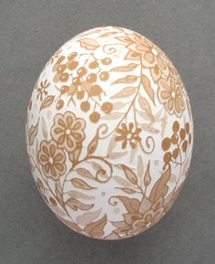 etched egg, Soloveico