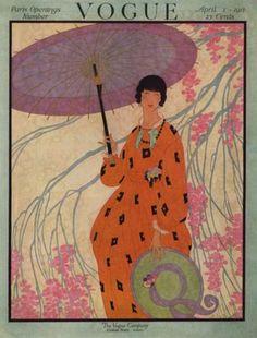Vogue 1917