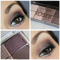 essence all about roses eyeshadow palette | Talasias Dreamz