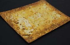 ACEO Original Nuggets of Gold by NewCreatioNZ on Etsy, $8.00