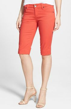 KUT from the Kloth 'Natalie' Bermuda Shorts available at #Nordstrom
