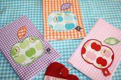 Mutterkindpass Mother pass U-Tack sleeve Appley Sewing, Pink, Red Apple, Bricolage, Appliques, Threading, Projects, Dressmaking, Couture
