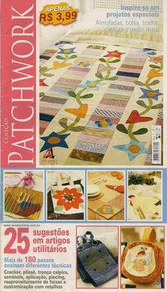 patchwork 1 ano 1 - Joelma Patch - Picasa Webalbumok