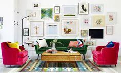 Wie Sie eine stilvolle Symmetrie in Ihrem Zuhause erreichen können - http://freshideen.com/wohnideen/symmetrie.html