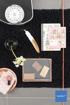 Creëer extra sfeer in uw badkamer! Laat u inspireren door niet alledaagse producten en materialen, die u standaard in de badkamer vindt.