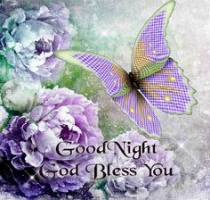 Wishing you a Blessed and Restful Evening! Good Night