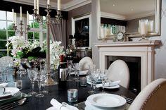 Dining room | Alexander James Interior Design