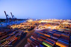 HHLA Container Terminal Burchardkai