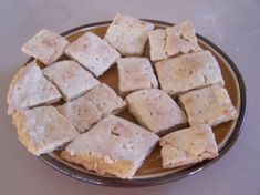 Hardtack - This is an easy biscuit/cracker recipe that was eaten by the Puritans that came over on the Mayflower, and by the Union soldiers during the Civil War.  Great history/measurement/cooking lesson.    Ingredients  2 cups flour  2/3 cup water  6 pinches salt    400 degrees or 375 degrees for softer