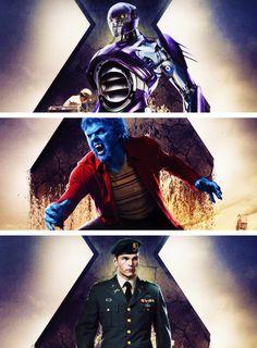 Days of Future Past: Sentinel/Beast/Stryker
