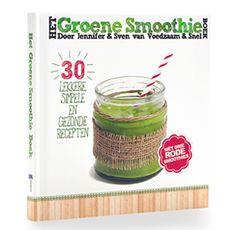 Boek #27 - 2015. Het Groene Smoothie Boek; Jennifer & Sven ter Heide.