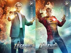 legends of tomorrow - Google Search