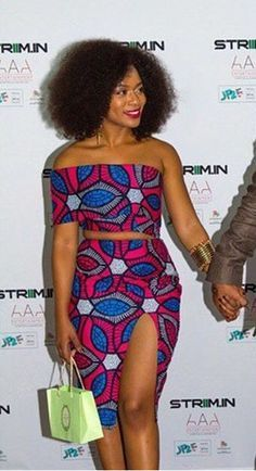Look at this Trendy latest african fashion look African Fashion Ankara, Latest African Fashion Dresses, African Print Fashion, Africa Fashion, Fashion Prints, African Style, Tribal Fashion, Short African Dresses, African Print Dresses