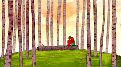 Summer Field by Erin McGuire Leo Lionni, Colour Images, Driftwood, Childrens Books, Whimsical, Arts And Crafts, Marriage, Romance, Sketches