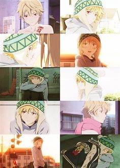 Noragami - Yukine He's so darned cute. o3o But a pill. A total pill.