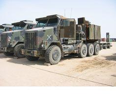 M-1070 HETS Gun Truck, Iraq