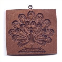 Proud Peacock: House on the Hill, Inc., Springerle and Speculaas Cookie Molds for Baking, Crafting, Decorating