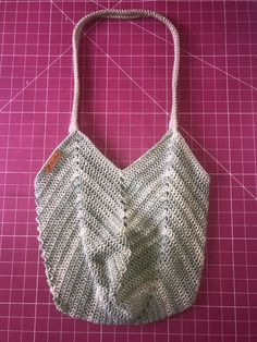 By CoSho Crochet Top, Handmade, Bags, Women, Fashion, Handbags, Moda, Hand Made, Fashion Styles
