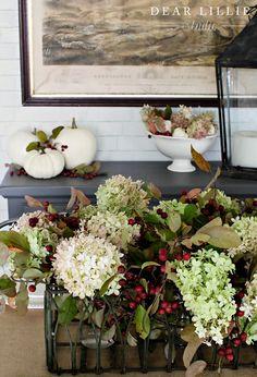 Autumn Sunroom at Bluestone Hill