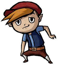 Ivan - Characters & Art - The Legend of Zelda: The Wind Waker HD