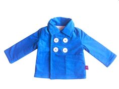 Brooklyn Junior Corduroy Jacket