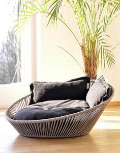 Hondenmand, mooi design en een fijn bed voor je hond! www.findawoof.be