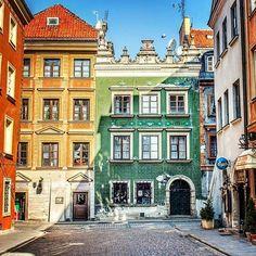 Warszawa old town