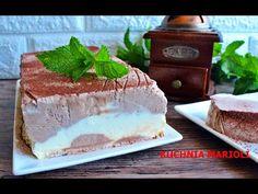 SEMIFREDDO KAWOWO - WANILIOWE (LODY DOMOWE ) -jak zrobić szybkie lody - YouTube Vanilla Cake, Tiramisu, Ethnic Recipes, Food, Youtube, Essen, Meals, Tiramisu Cake, Yemek