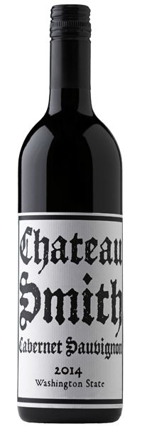 Chateau Smith Cabernet Sauvignon by Charles Smith Wines