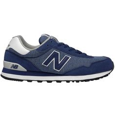 New Balance 515 Runner Sneakers (4.695 RUB) ❤ liked on Polyvore featuring men's fashion, men's shoes, men's sneakers, navy, navy blue mens shoes, mens navy shoes, mens navy suede shoes, mens suede sneakers and mens suede shoes