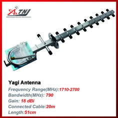 NEW arrival !!! High gain outdoor yagi Antenna  For DCS 3G 1700MHZ+2200MHZ Mobile Phone Signal Booster