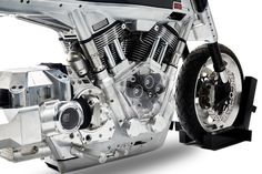 Vanguard Roadster: 117 cubic inch S&S V-Twin