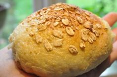 Smukke brød og boller bagt med Majsmel & Manitobamel
