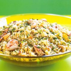 Nigella Lawson: kip pilav met saffraan - recept - okoko recepten