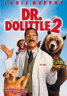 Typically a sequel isn't as good as the original. Dr. Dolittle 2 is an exception. This second installment of Eddie Murphy as a veterinarian who can understand animals is just as cute and witty as the first one. However, the original was not an Oscar worthy movie to start with. It's just worthy enough to watch.
