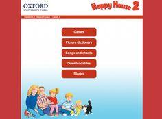 Engels leren aan kleuters 4 , Prachtig online programma voor digibord of computer, gratis te gebruiken
