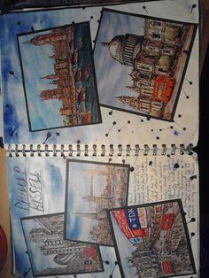 A level art sketchbook, sketchbook layout, sketchbook pages, sketch A Level Art Sketchbook, Sketchbook Layout, Arte Sketchbook, Sketchbook Pages, Sketchbook Inspiration, Sketchbook Ideas, Art Nouveau, Art Deco, Artist Research Page