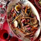 Try the Roasted Baby Root Vegetables Recipe on williams-sonoma.com/